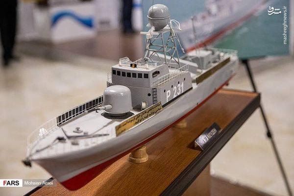 گزارش تصویری | دستاوردهای جدید نیروی دریایی ارتش