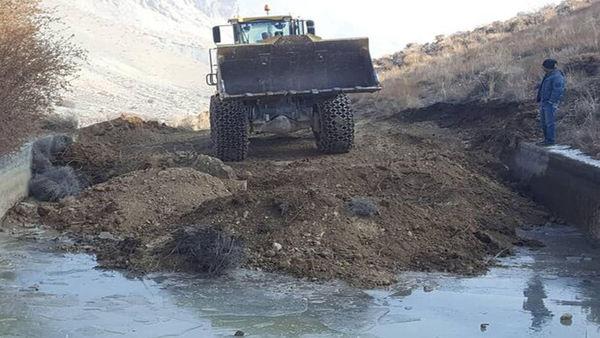 ۱۳۲ هکتار از اراضی حریم و بستر رودخانههای گلستان رفع تصرف شد
