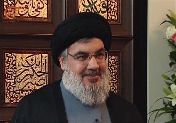 نصرالله: امام خامنهای پیروزی در جنگ ۳۳روزه را نوید داده بودند