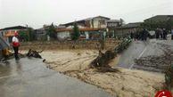 جبران خسارت خانههای آسیب دیده از بارندگیهای دیشب و امروز