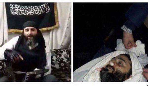 هلاکت تروریست سنگدلی که کودکش را به کام مرگ فرستاد+ تصاویر