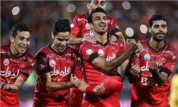 پرسپولیس پانزدهم آسیا و برترین تیم ایران