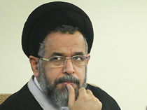 پیام تسلیت وزیر اطلاعات به مناسبت شهادت آیت الله نمر
