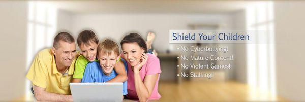 اپلیکیشن کنترل والدین بر فرزندان