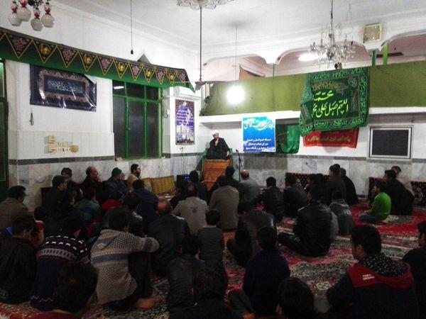 اجرای اولین دوره طرح جاری معارف فاطمی در ۳۰ روستای محروم استان گلستان