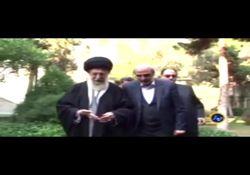 دانلود فیلم حاشیهای کوتاه از گفتوگوی رهبر انقلاب با وزیر ورزش