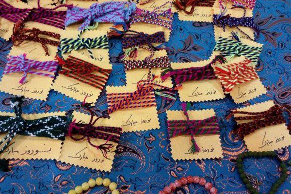 نمایشگاه خیریه «بوی عیدی» در گرگان