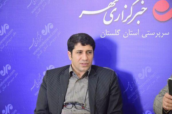 ۵ اکیپ راهداری گلستان به استان گیلان اعزام شد