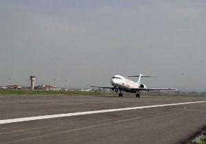 برنامه پرواز فرودگاه بین المللی گرگان، دوشنبه بیست و سوم دی ماه