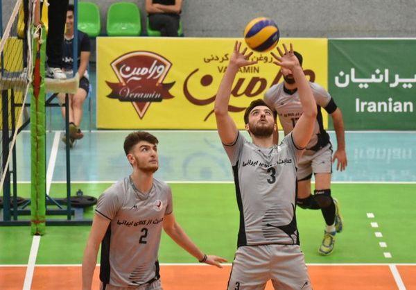 مسابقات والیبال سراسری کارکنان راهآهن کشور در گلستان آغاز شد