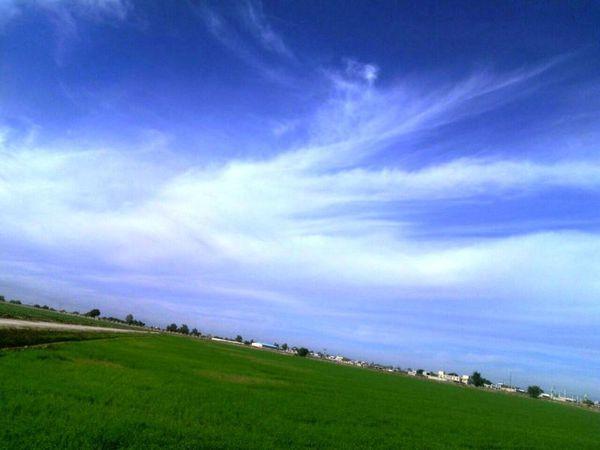 آسمان گلستان برای روز طبیعت صاف پیش بینی شد