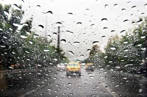 تداوم فعالیت سامانه بارشی تا آخرهفته/۱۸ میلیمتر میزان بارندگی در پارک ملی گلستان