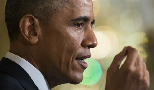 اوباما: قادر به حفظ تحریم های ایران برای همیشه نیستیم