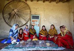 گزارش تصویری اسپوتنیک از قالیبافی زنان ترکمن