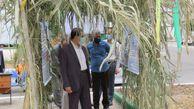 برپایی نمایشگاه یاوران انقلاب در سازمان قضایی نیروهای مسلح گلستان به مناسبت هفته دفاع مقدس