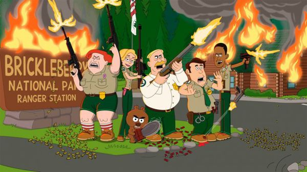 """.فصل سوم پویانمایی """"اوباما به پارک میرود"""" در راه است"""