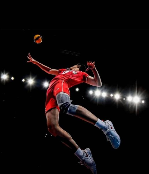 والیبالیست گلستانی امتیاز آورترین بازیکن والیبال ایران شناخته شد