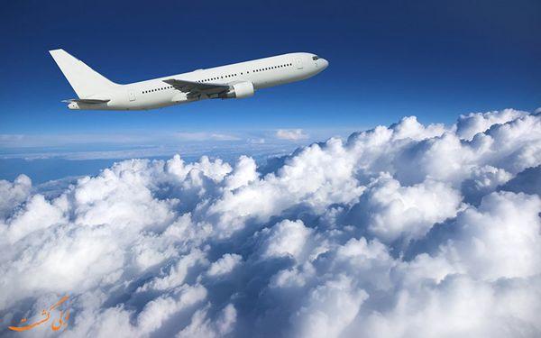 برنامه پرواز فرودگاه بین المللی گرگان سه شنبه شانزدهم مرداد ماه