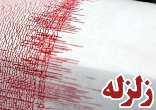 وقوع دو زلزله در بندرگز