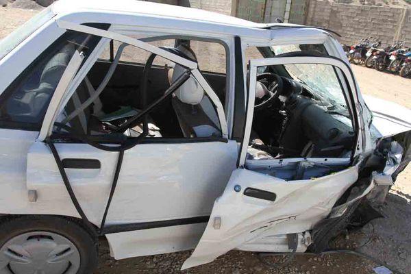 افزایش تلفات رانندگی در گلستان