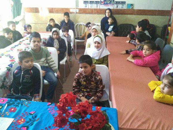 مسابقه کتابخوانی در منطقه طرح شهید شوشتری گنبدکاووس برگزار شد