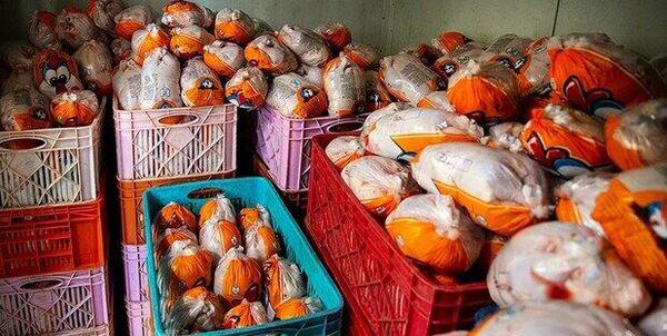 لزوم ثبت خرید و فروش مرغ در سامانه جامع تجارت