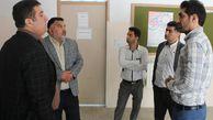 بازدید طرح مطالعاتی تبدیل به احسن نمودن فضاهای آموزشی در شهرستان کردکوی