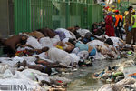 احتمال «دفن مخفیانه» قربانیان فاجعه منا توسط سعودیها