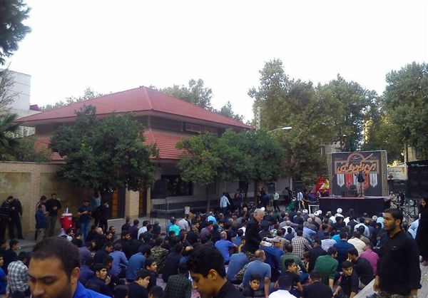 اجتماع بزرگ رهروان حسینی در گرگان برگزار شد