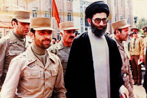 فیلم  بیانات رهبر انقلاب درباره شهید صیاد شیرازی