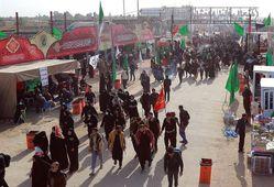 موکب آزادشهر در مسیر نجف به کربلا برپا میشود