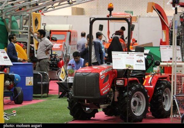 چهاردهمین نمایشگاه تخصصی ماشینآلات کشاورزی گلستان به روایت تصویر