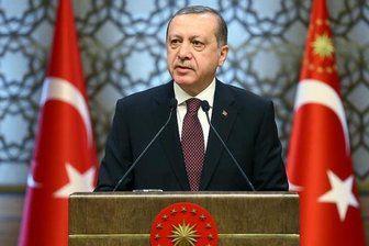 ترس رئیس جمهور ترکیه از ترور شدن توسط پهباد/عکس