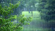 احتمال سیلاب ناگهانی درپی وقوع بارش های نقطه ای