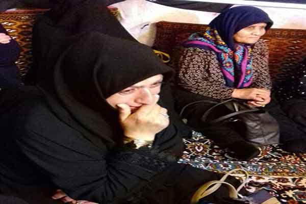 مهمان ویژه نخستین یادواره شهدای سادات گرگان+تصاویر