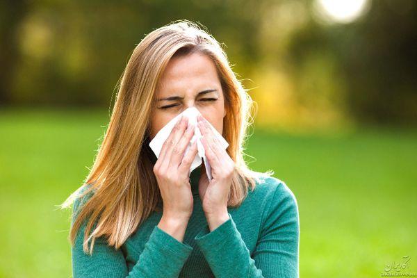 آلرژیهای پاییزی و ۹ درمان طبیعی