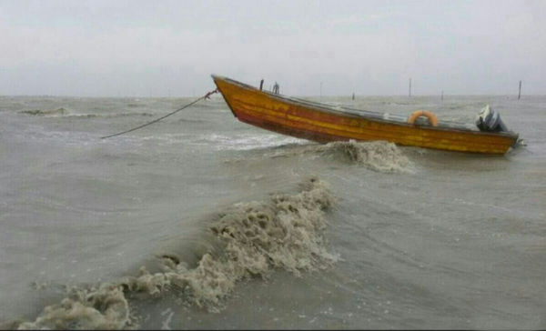 برخورد ۲ قایق ایرانی در محدوده مرزی گلستان با ترکمنستان یک کشته داشت