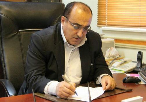 تشییع پیکر مدیر کل بنیاد مسکن گلستان