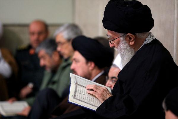 تصاویر/مراسم بزرگداشت حجتالاسلام والمسلمین هاشمی رفسنجانی در حسینیه امام خمینی