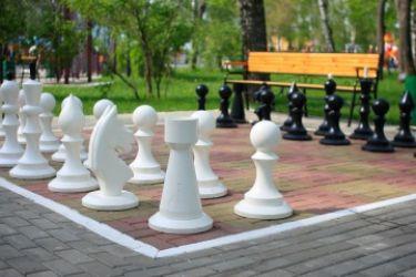 پارک شطرنج تا 15 مرداد افتتاح میشود