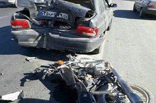 ۲۹ نفر بر اثر تصادف در گلستان جان باختند
