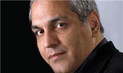 تست گریم مهران مدیری برای فیلم جدیدش