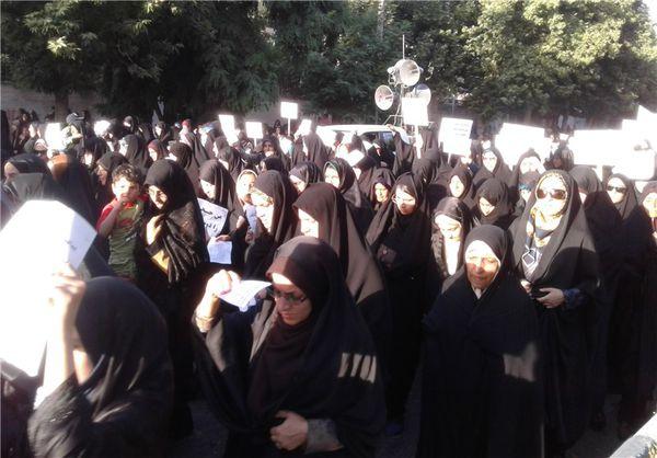 برگزاری اجتماع بزرگ حافظان حریم خانواده در گنبد