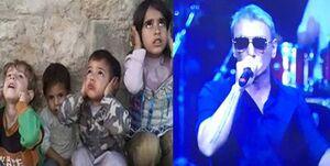 پارادوکس خواننده لسآنجلسی در خاک سعودی +تصاویر