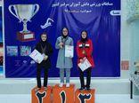 درخشش دانش آموزان گلستانی در مسابقات ورزشی