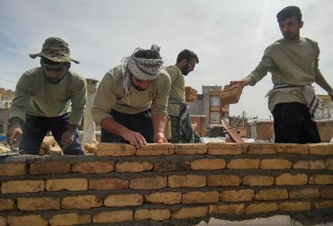 حضور گروه جهادی یسری گلستان در مناطق زلزله زده سرپل ذهاب