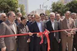 3 پروژه برقرسانی در بخش انتقال و فوق توزیع در گرگان افتتاح شد