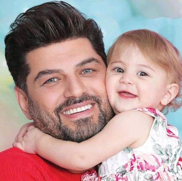 بازیگر مشهور و دخترش در یک قاب  +عکس