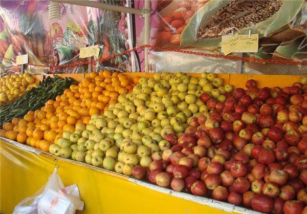 ۱۰۰۰ تن میوه شب عید از امروز در سطح استان گلستان توزیع میشود