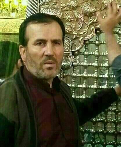 رحیم کابلی از استان مازندران به جمع شهدای مدافع حرم پیوست+تصاویر